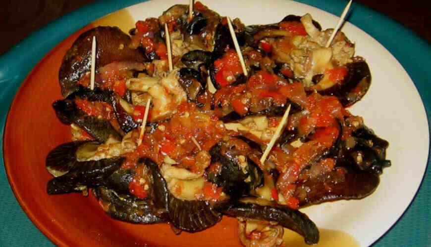 snailmeat