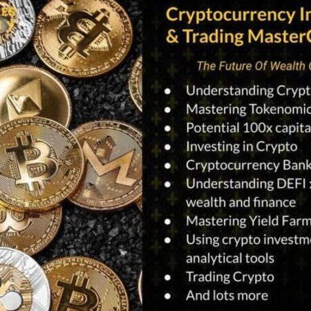 Complete Cryptocurrency Investment & Trading MasterClass 2021