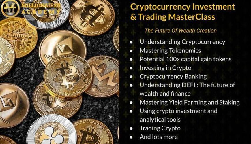 Cryptocurrency & Investments